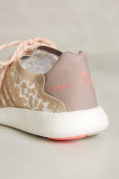 Adidas By Stella McCartney Leopard Blush Sneakers - anthropologie.com