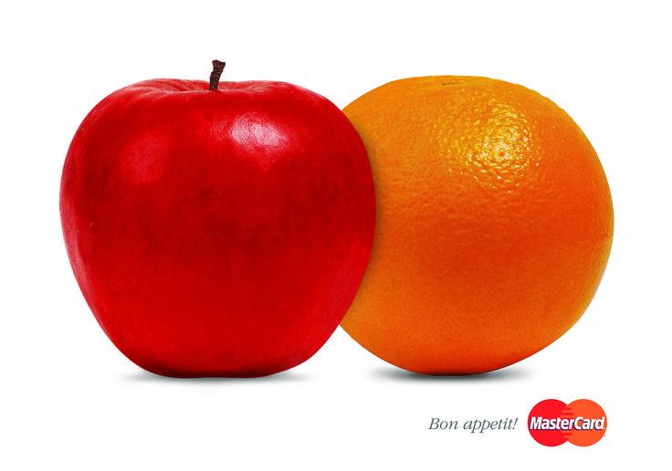 MasterCard ad - Bon appetit