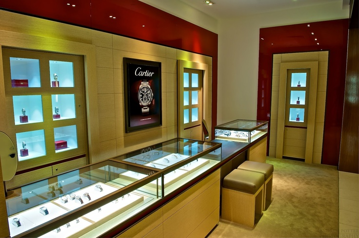 CARTIER were the un willing victims of a daring theft on Saturday 30 March 2013.  It appears a man tried on a pricey watch at a Midtown luxury store — then ran out the door with it, police said. See more pics...#DelortaeAgency #style #designer #fashion #authentic #luxury #news