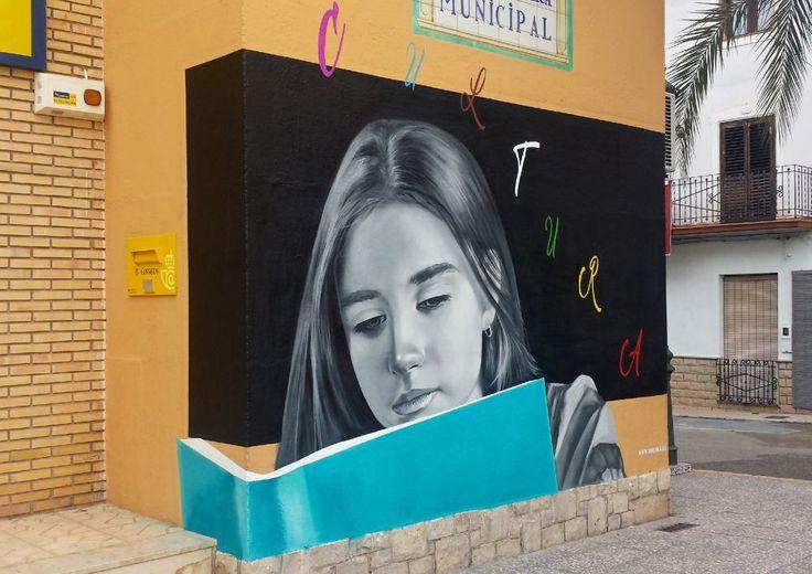 """Xolaka """"Colouring Spain"""""""