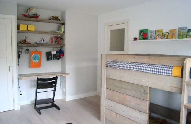 interieur design by nicole and flour | boys bedroom