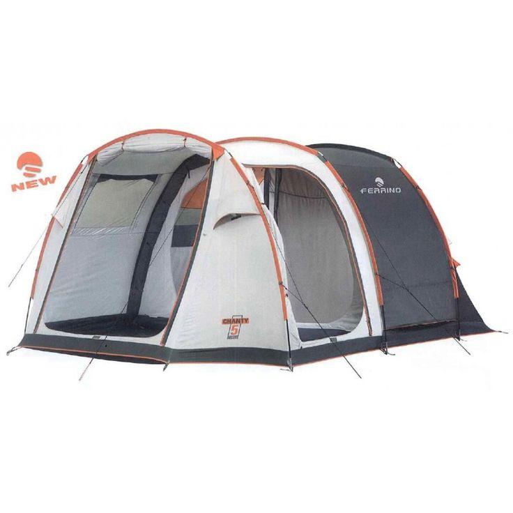 Una bella tenda, spaziosa e di qualità, perfavore! Eccola! Chanty 5 Deluxe di Ferrino è quello che fa per te, ad un prezzo SCONTATISSIMO! http://landosport.com/tende-5-6-posti/5445-chanty-5-deluxe.html