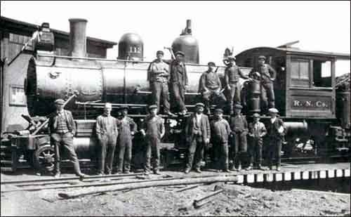Railways were put in the prairie climate and many of the employees were hurt around the mountains due to rock falls and the misuse of explosives. Sleeping there, the workers stayed in tents with unsanitary and overcrowded bunkhouses.