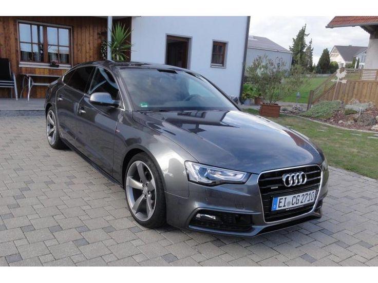 Audi A5 Sportback S line Diesel Automatik