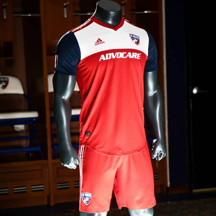 FC Dallas' kit for this season