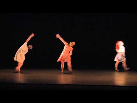 National Dance Company Wales - Dream by Christopher Bruce CBE