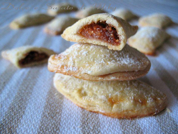 Biscotti con fichi, ricetta dolce