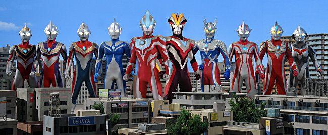 TipsMenjadi Ultraman   TOKOHKU