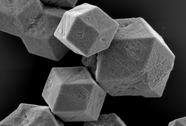 Like the sound of these metal organic frameworks (MOFs) to deal with industrial waste and soil pollution. Tiny sponge-like crystal gems thanks to clever brains like CSIRO's Paolo Falcaro.