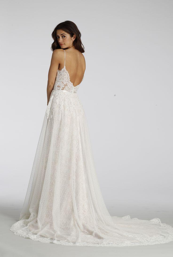 Bridal Gowns, Wedding Dresses by Ti Adora - Style 7652 #tiadorabridal