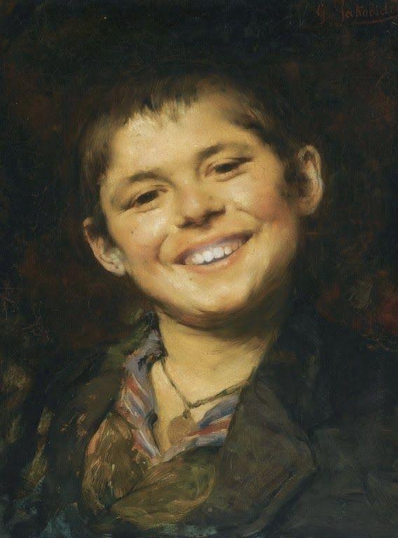 Γελαστό παιδί