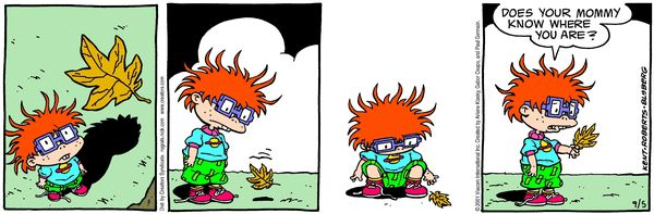 Rugrats for 9/5/2017