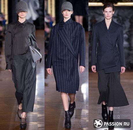 Направление моды пальто мужское