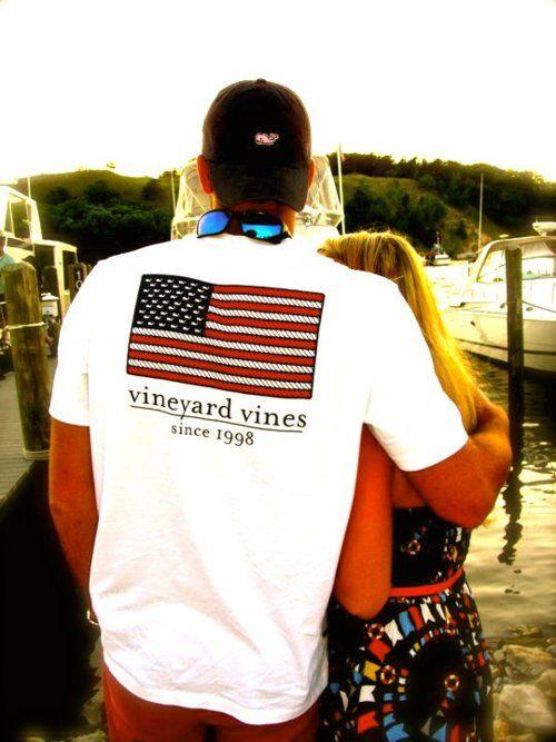 More vineyard vines. :): The Vineyard, Shirts Ideas, American Flags Shirts, Cute Couple, Boys, Preppy, Sweet Boyfriends, Vineyard Vines, The Beach