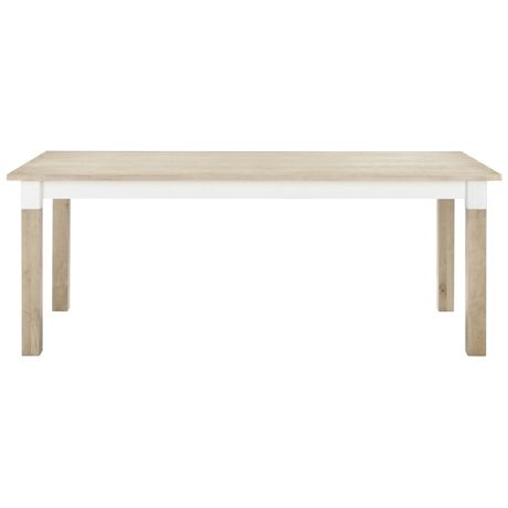 Kinloch Dining Table 200x100cm | Freedom Furniture and Homewares