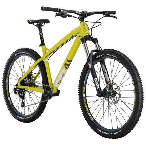 Diamondback makes great bikes: Diamondback Sync'r All-Mountain Hardtail Mountain Bike - 2017