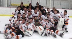 Panthers claim Section Four