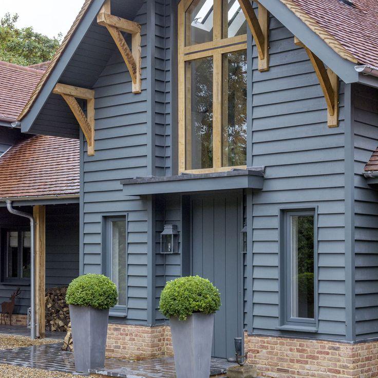 Best 25 Exterior Cladding Ideas On Pinterest Wood Cladding Exterior Larch Cladding And
