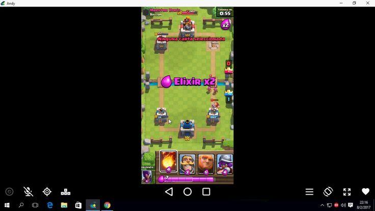 2 video clash royals