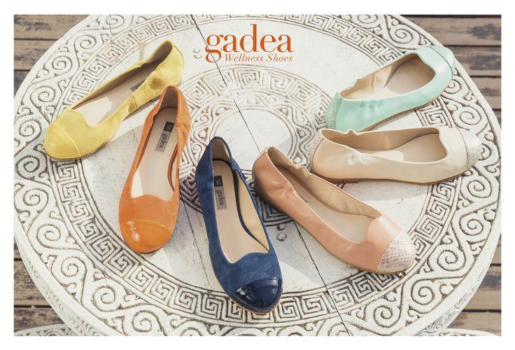 Unas bailarinas Gadea son el complemento perfecto para tus looks.
