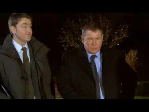 John Nettles and Daniel Casey in French & Saunders
