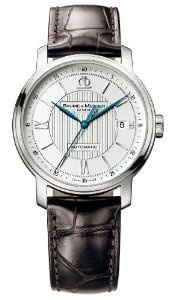 Baume & Mercier Men's 8791 Classima Automatic Leather Strap Watch  $1,755.00