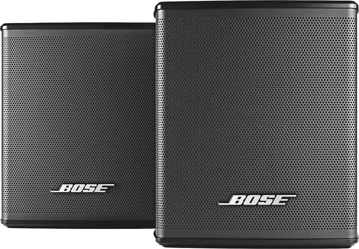 Bose Virtually Invisible 300 Wireless surround speaker pair