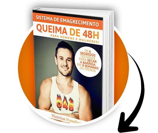 Livro Virtual Queima de 48 horas | http://saudenocorpo.com/livro-virtual-queima-de-48-horas/