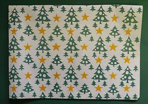 weihnachtskarten ddr | Details zu 10 Bögen DDR Geschenkpapier Weihnachten Weihnachtspapi er ...