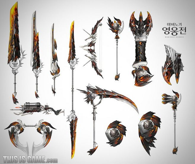 1000+ images about Concept Weapons on Pinterest | Weapons ...