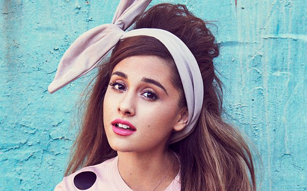 """'A lot of people don't know what the word """"diva"""" means.' Ariana Grande, photographed for Teen Vogue Photo: Sebastian Kim"""