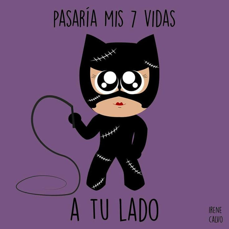 Catwoman-Irene Calvo