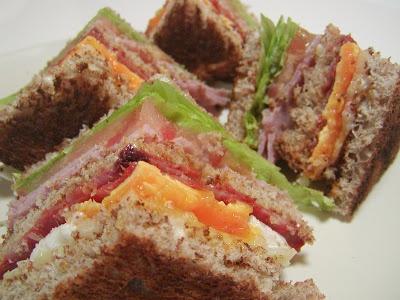 As Minhas Receitas: Sandwich Club