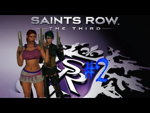 Saints Row: The Third #2 - Macchine rosa, Feste in piscina ed Elicotteri!!!