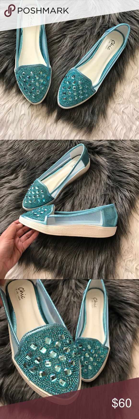 Chic by lady couture sky shoes