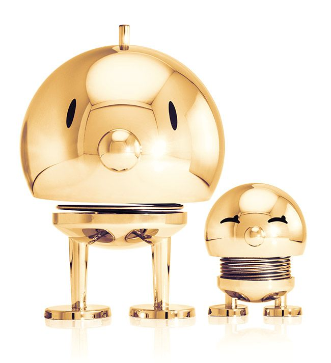 Gold Hoptimist Bumble and Baby Bimble