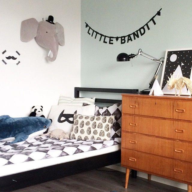 Pojkrum barnrum scandinavian kids room