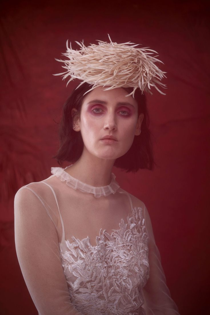 A Small Nuisance by Prudence Millinery for Lock & Co Couture SS2017