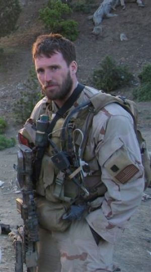 """ Lone survivor ""  We love ya Murph...RIP Hero !"