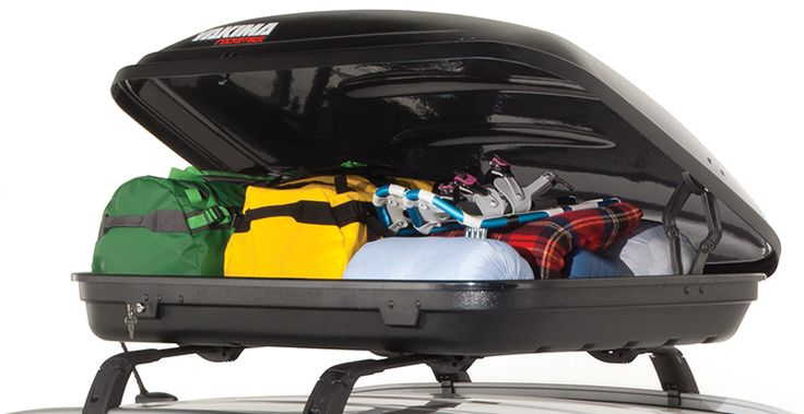 Roof Cargo Box. Kia Accessories for The 2016 Sportage | Luther Bloomington Kia