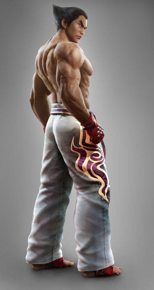 Tekken - Kazuya