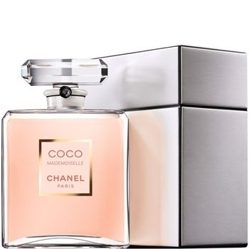 CoCo Mademoiselle by Chanel ~ the best perfume I've ever had.  Purchased for me by my loverly a few years ago... almost gone now.