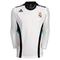 Adidas Real Madrid Sleeveless Shirt - White/White. Real Madrid Sleeveless Shirt - White/White. www.comparestorep...