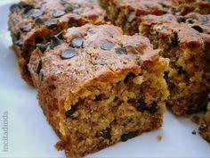 Muzlu Yulaflı Kek / Yasemin's Banana Oat Cake