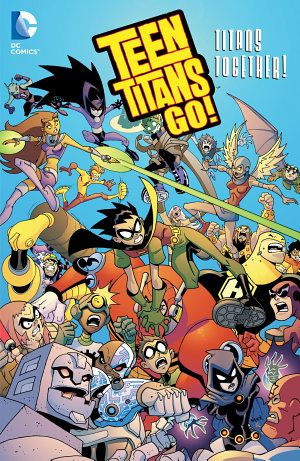 Teen Titans Go!: Titans Together Online