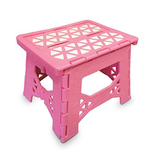 Kidsu0027 Step Stools - Bula Baby Folding Step Stool For Kids New Safe Locking System and Non Slip Feet Grip Pink u003eu003eu003e You can get additional details at the ...  sc 1 st  Pinterest & 1890 best Step Stools images on Pinterest | Step stools Kids ... islam-shia.org