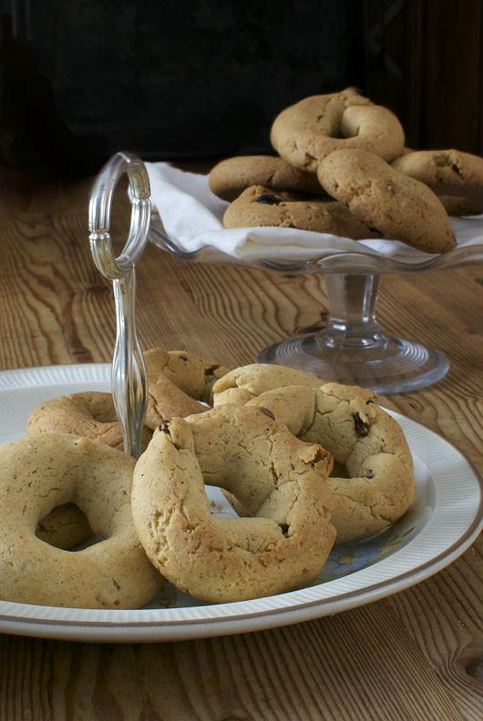 Rosquillas de canela y pasas, receta griega con Thermomix « Thermomix en el mundo