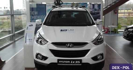 Hyundai ix35 1,6 GDI Benzyna (135) KM Wersja Comfort http://hyundai.lubin.pl/oferta/hyundai-ix35-2014r/21