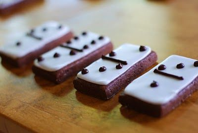 Recipe: Chocolate Domino Cookies | Recipes Tap