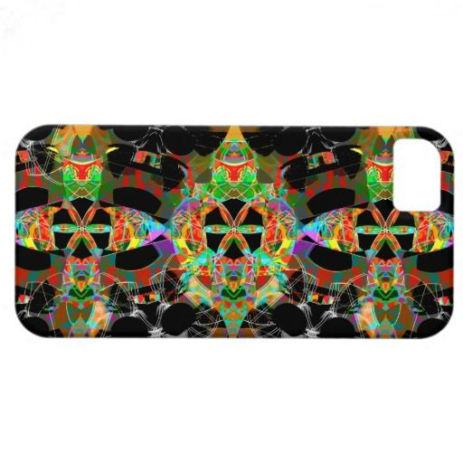 Cool Gifts | iPhone 5 Hard Case | style E | Digital Graffiti series | design by groovygap.com | #digitaldesignfunk #sexycolors #brightaccents